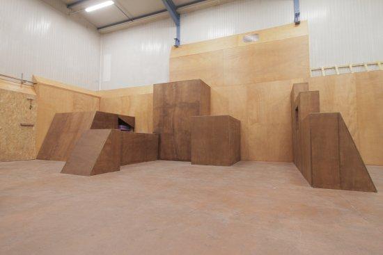 Zone Parkour Picture Of KIMEO Ecole De Parkour La Mulatiere - Parkour flooring