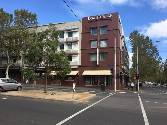 Quality Hotel Downtowner On Lygon Tripadvisor