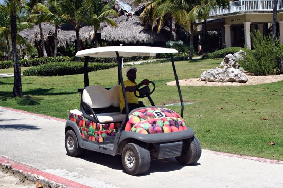 Puntacana Ecotours: Our front guide