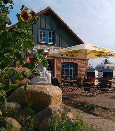 Wittenbeck, Germany: Restaurant Strandgut