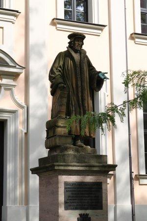 Melanchthon Denkmal