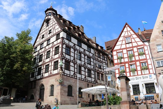 Nürnberg, Deutschland: Pilatushaus
