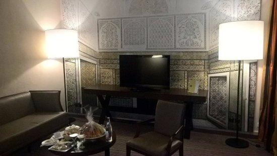 Hotel Palace Oceana Hammamet: Living room