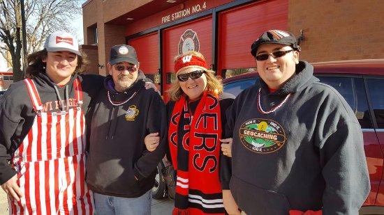 Elkhorn, WI: Barr family