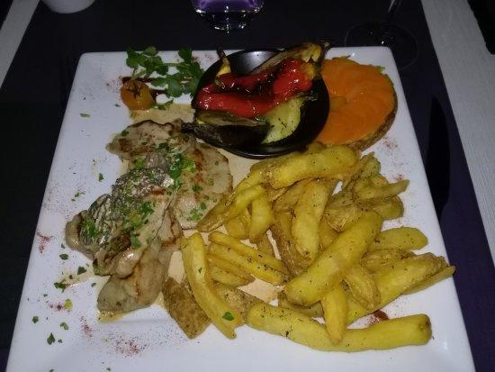 La Table des Delices de Sebastien : Filet mignon de veau, sauce aux morilles... <3