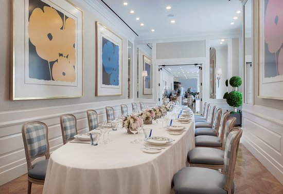 The Belvedere Private Dining Room - Picture Of The Peninsula