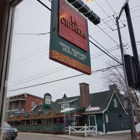 Restaurant La Chitarra Enr