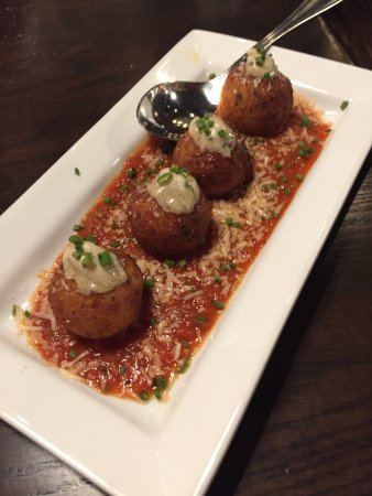 Bloomfield, CT: Arancini was unforgettable