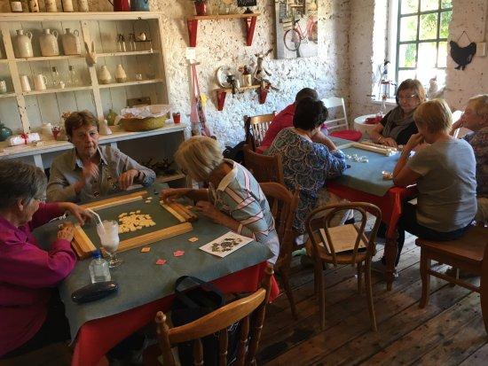 Auburn, Australien: Local ladies!