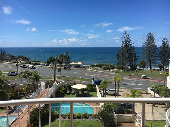 Osprey Apartments: Our view!