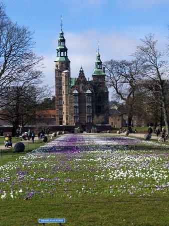 羅森堡宮照片