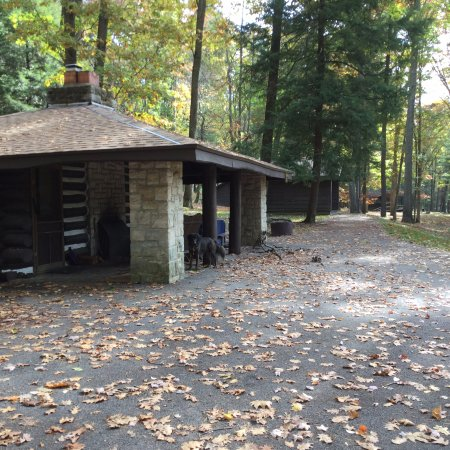 Sigel, Pensilvania: Approach to cabin 13