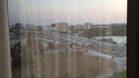 DoubleTree by Hilton Orlando Downtown: 20170331_194108_large.jpg