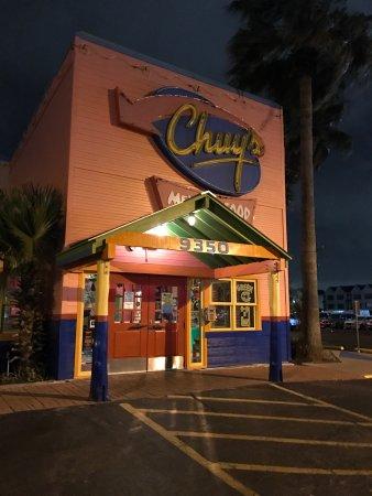 Chuy's Restaurant: Yum!