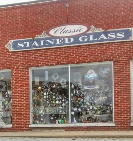 North Vernon, IN: Classic Stained Glass and Gift Gallery, Inc.