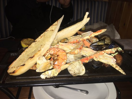 Picture of the crab house edgewater for Fish market newark nj