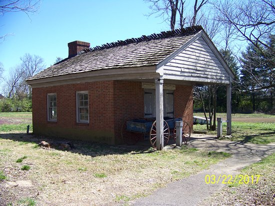Farmington Historic Home: Blacksmith shop
