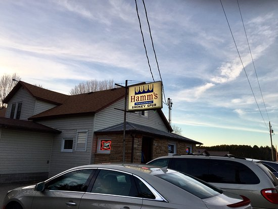 Amherst, WI: Smokey Spur Bar & Grill