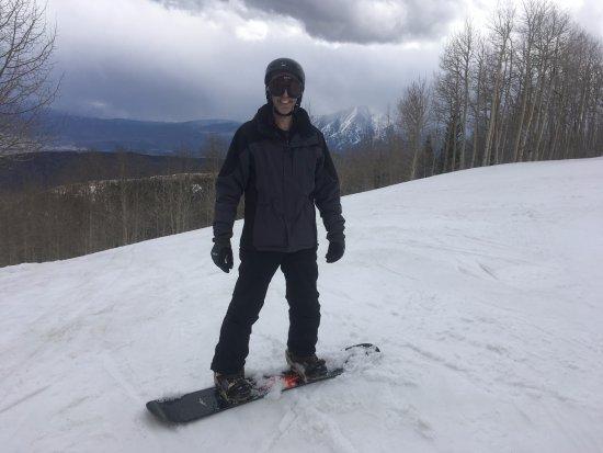 Sunlight Mountain Resort: Spring Conditions at Sunlight Mountain