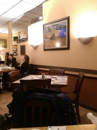 ลอนดอนเดอร์รี, นิวแฮมป์เชียร์: Cafe Teresa