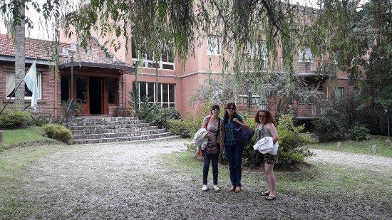 San Lorenzo, Argentina: Vista general de la entrada