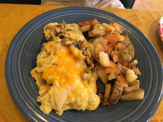 Rocklin, Kalifornia: Steak Omelette