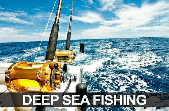 Miami Deep Sea Fishing Adventure