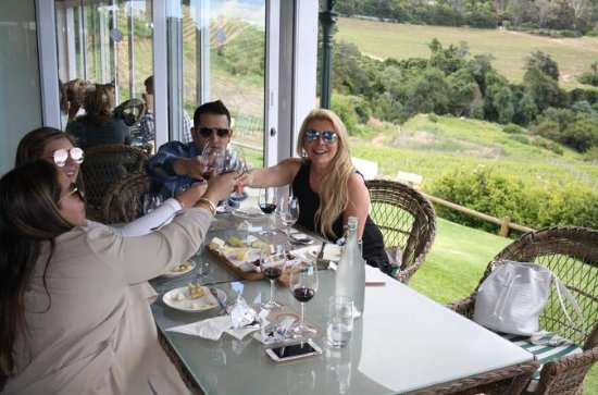 Premium Half-Day Constantia Wine Tour...