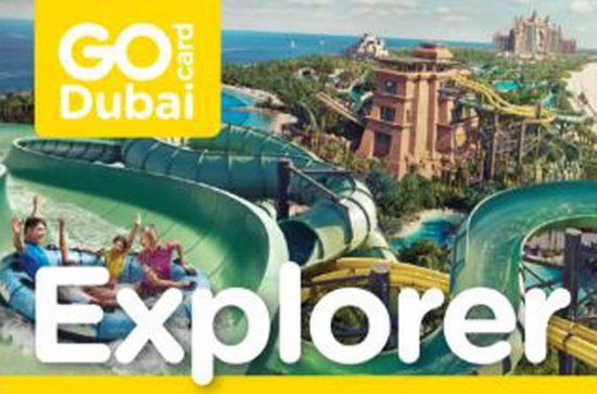 Dubai Explorer Pass with Admission to...