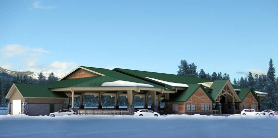 Lake Louise Sport and Recreation Centre