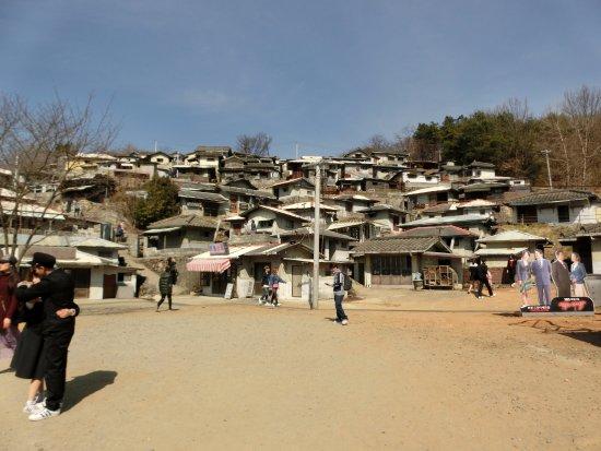 Suncheon, Corea del Sud: トンタルネ