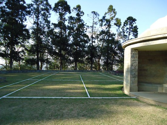 The Famous Tennis Court Of Dc Bungalow Picture Of Kohima War