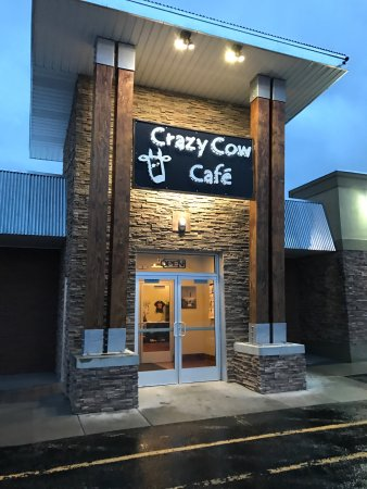Beaver, UT: Crazy Cow Cafe