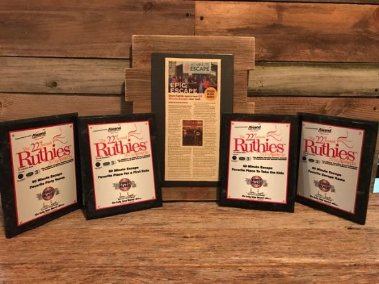 Voted Rutherford Co. and Murfreesboro's favorite in 4 Categories!