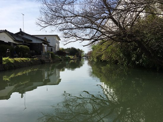 Yanagawa Kawakudari (Jomon Kanko): photo5.jpg
