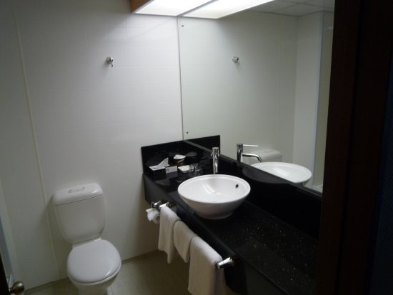 Distinction Luxmore Hotel Lake Te Anau: Very clean and modern