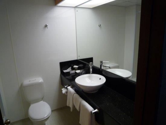 Distinction Luxmore Hotel Lake Te Anau: Very clean and modern