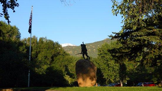 Manitou springs memorial park tripadvisor - Memorial gardens colorado springs ...
