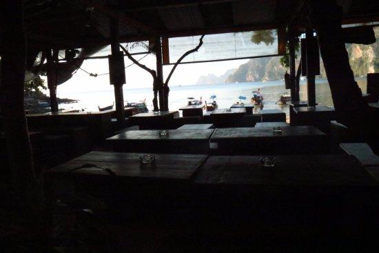 Phi Phi Don Chukit Resort: vista de Phi Phi