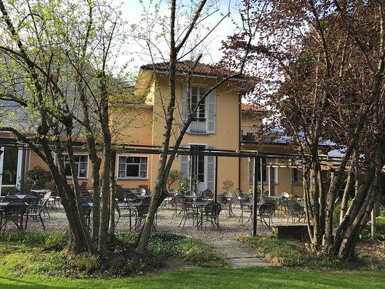 Park Hotel Villa Belvedere Cannobio Lago Maggiore