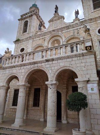 Kfar Cana, Israel: 教会の外観