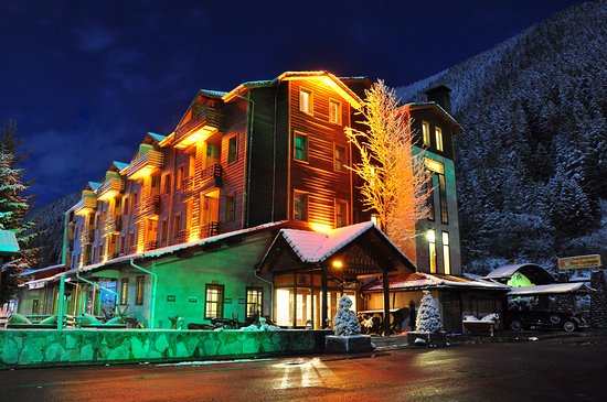 Uzungol, Turkey: Hotel