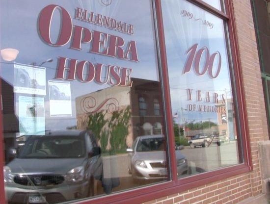 Ellendale, Dakota Północna: Window