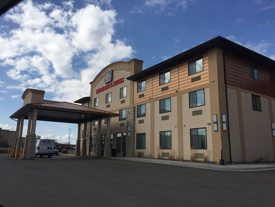 Motel  Havre Mt