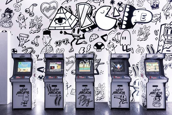 Incentive travel - Stereo Arcade, Dubai