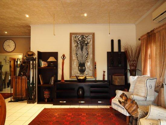 Kwalala Lodge: Reception