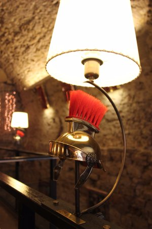 Les Voltes: éclairage personnalisé