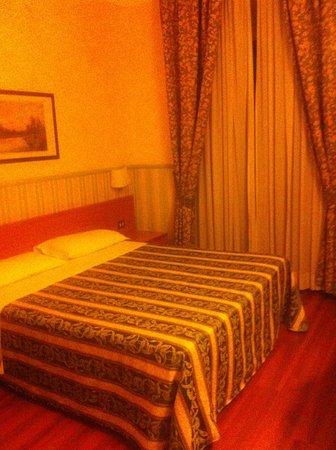 Hotel Capitol Roma : Camera