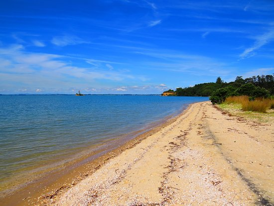 Waiuku, Nueva Zelanda: White sand and warm water