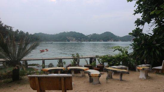 Ihasia Diving Koh Tao: Su localización es espectacular